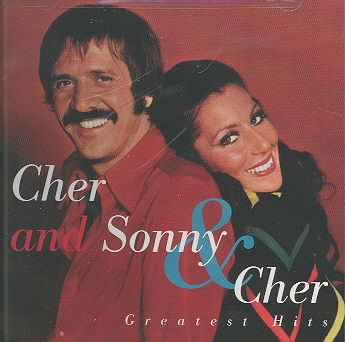 CHER/SONNY & CHER GREATEST HITS BY CHER (CD)